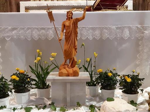 Vzkriesený Pán