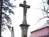 Kríž na ulici Pod lipami